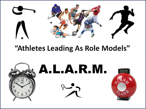 Athletes Leading As Role Models